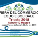 SECONDA FIERA COMMERICIO EQUO E SOLIDALE – TS